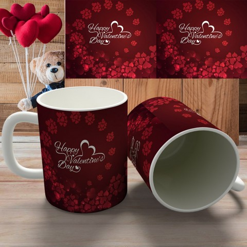 "Кружка ""Happy Val Day""  купить за 8.50"