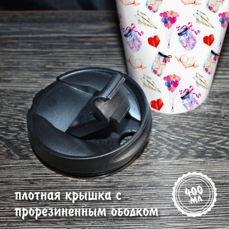 ТермоCтакан конусный