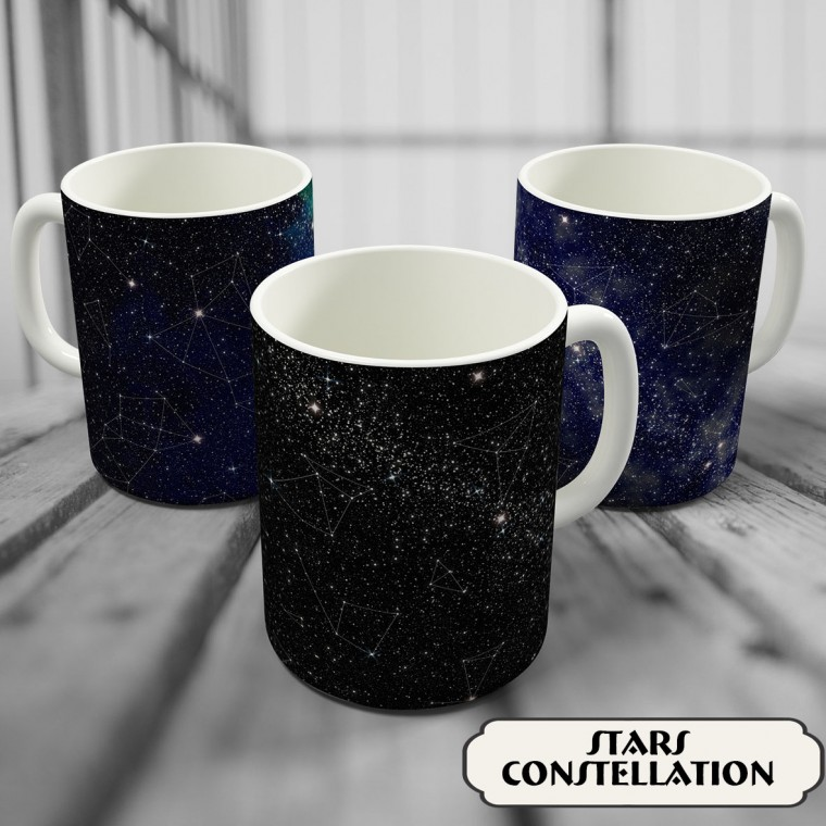 "Кружка ""Stars Constellation"""