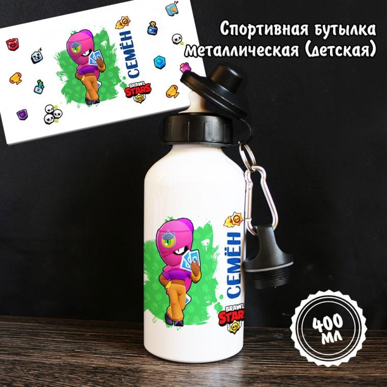 """Спортивная бутылка """"Тара именная"""""""