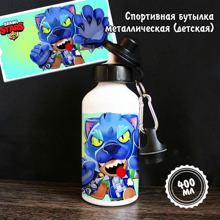 """Спортивная бутылка """"Леон оборотень"""""""
