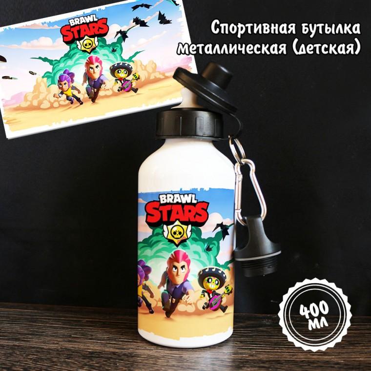 "Спортивная бутылка ""Бравл Старс-5"""